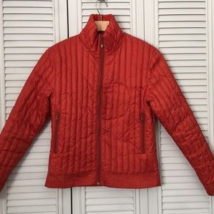 Dakini Down Quilted Winter Coat